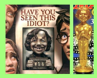 Alfred E. Neuman by Liz Lomax