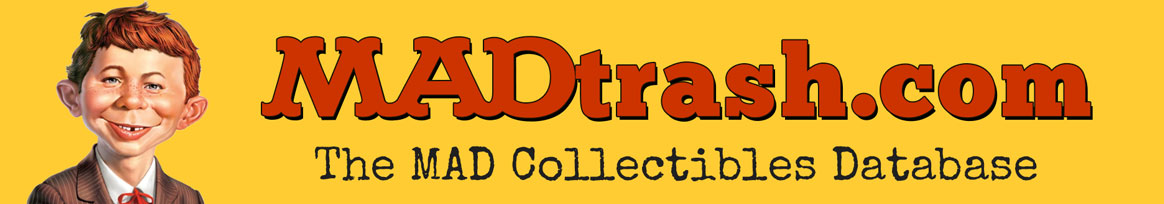 MADtrash.com - The MAD Collectibles Database